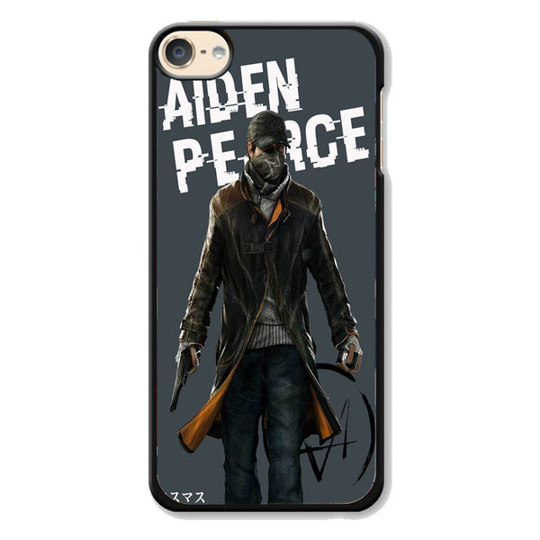 Aiden Pearce Watch Dogs Game iPod 6 Case