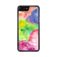 Tye Dye Watercolor iPhone 8 Plus Case