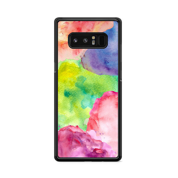 Tye Dye Watercolor Samsung Galaxy Note 8 Case