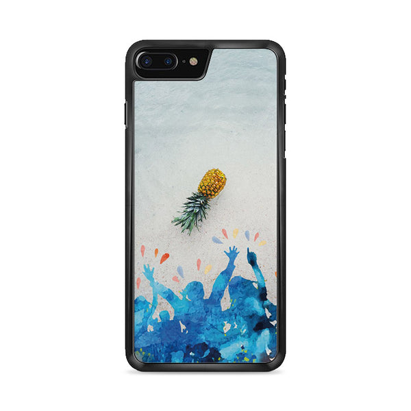 Washedup Pineapple iPhone 8 Plus Case