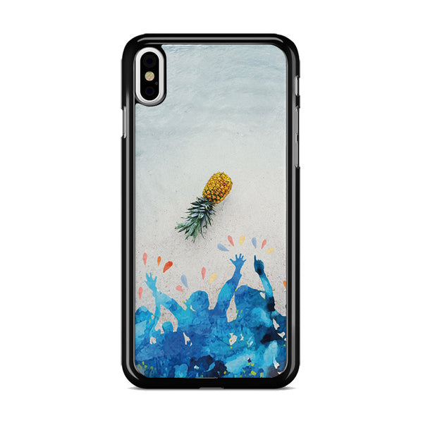Washedup Pineapple iPhone XS Case