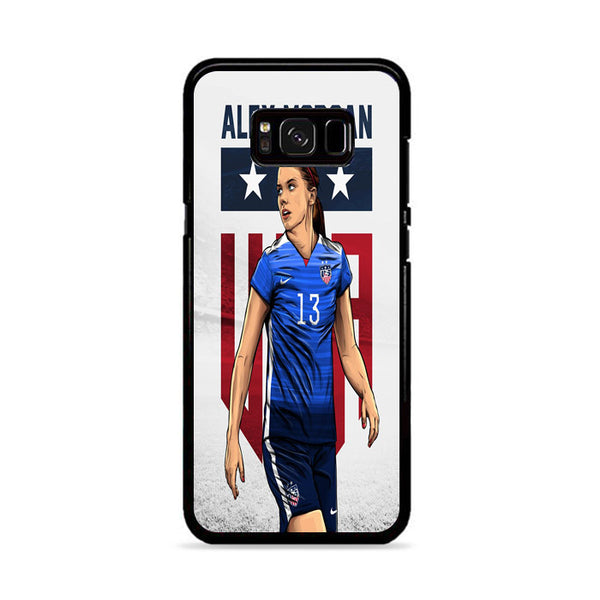 Alex Morgan American Soccer Player Samsung Galaxy S8 Plus Case
