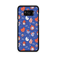 Bts Bt21 Christmas Samsung Galaxy S8 Plus Case