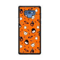 Bts Bt21 Halloween Samsung Galaxy Note 9 Case