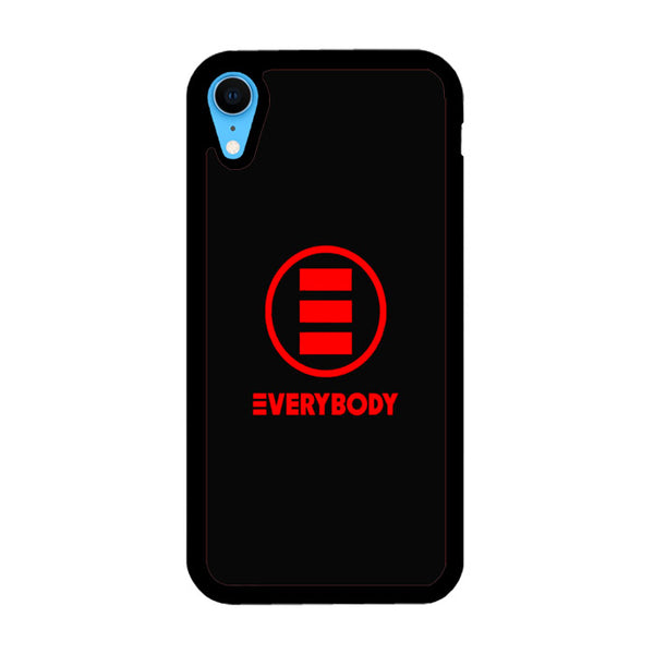 Everybody Logic Wallpaper iPhone XR Case