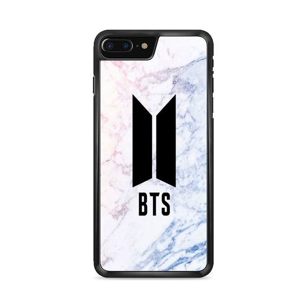 Bts Logo Marble iPhone 8 Plus Case