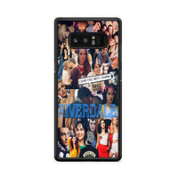 Riverdale Photo Collages Samsung Galaxy Note 8 Case