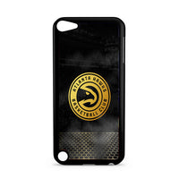 Atlanta Hawks Basketball Club Gold Logo iPod 5 Case