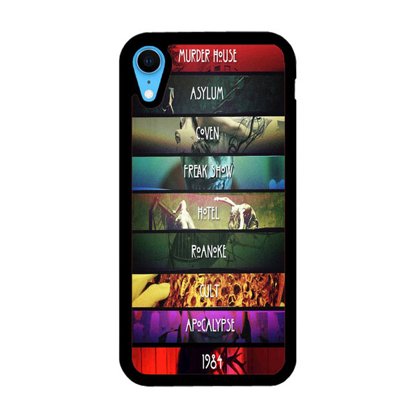 American Horror Story iPhone XR Case