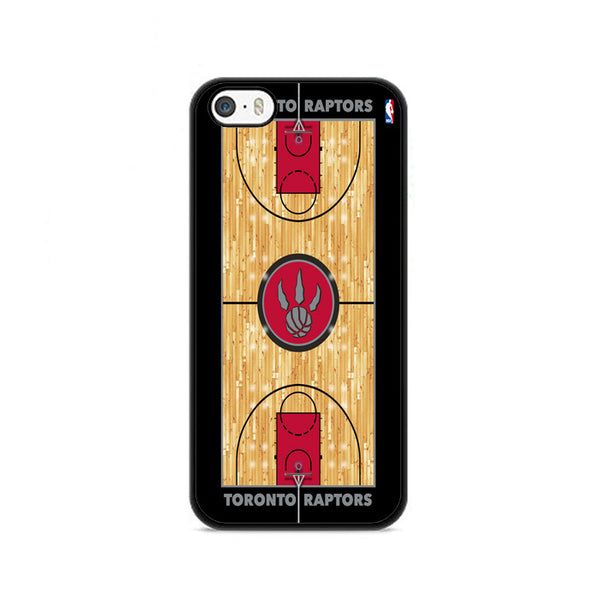 Toronto Raptors Court Wallpaper iPhone 5|5S|SE Case