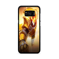 Aldous King Of Supremacy Skin Mobile Legends Samsung Galaxy S8 Case