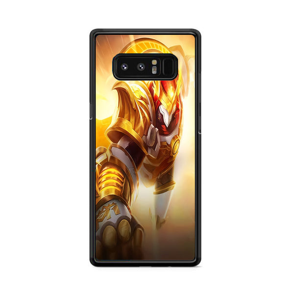 Aldous King Of Supremacy Skin Mobile Legends Samsung Galaxy Note 8 Case