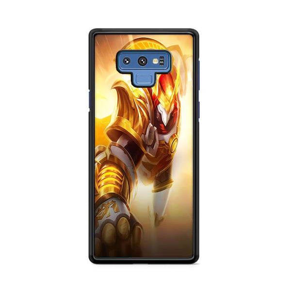 Aldous King Of Supremacy Skin Mobile Legends Samsung Galaxy Note 9 Case