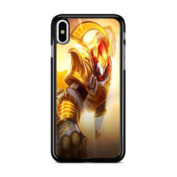 Aldous King Of Supremacy Skin Mobile Legends iPhone XS Case