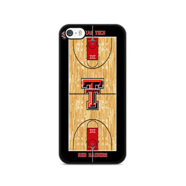 Texas Tech Red Raiders Court iPhone 5|5S|SE Case