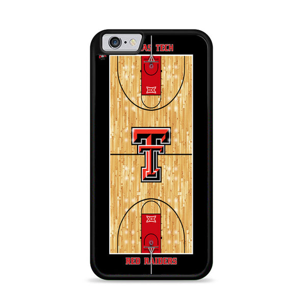 Texas Tech Red Raiders Court iPhone 6|6S Case