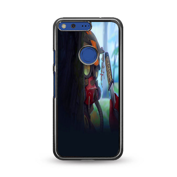 Apex Legends Bloodhound Fanart Google Pixel Case