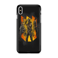 Apex Legends Blooudhound Wraith Lifeline iPhone XS Max Case