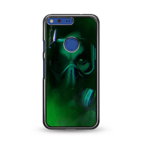 Apex Legends Caustic Green Google Pixel Case