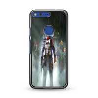 Apex Legends Gibraltar Lifeline Bloodhound Google Pixel Case