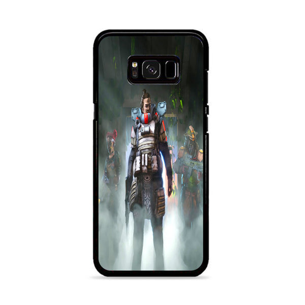 Apex Legends Gibraltar Lifeline Bloodhound Samsung Galaxy S8 Case