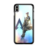 Apex Legends Lifeline Sky iPhone X Case