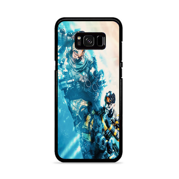 Apex Legends Mirage Poster Samsung Galaxy S8 Case