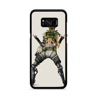 Apex Legends Octane Character Samsung Galaxy S8 Plus Case