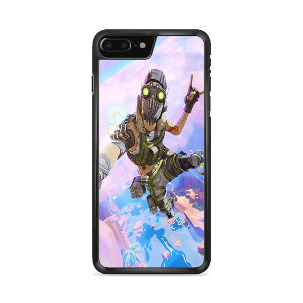Apex Legends Octane Sky Jump Selfie iPhone 8 Plus Case