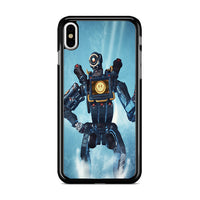 Apex Legends Pathfinder Poster iPhone XS Case