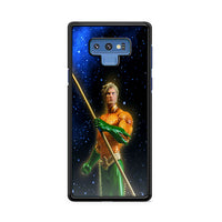 Aquaman Dc Comics Dc Superhero Samsung Galaxy Note 9 Case