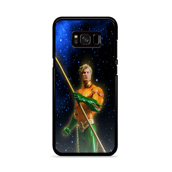 Aquaman Dc Comics Dc Superhero Samsung Galaxy S8 Plus Case