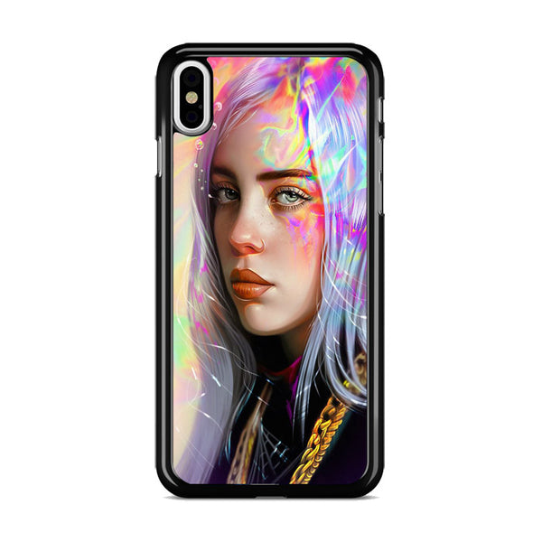 Billie Eilish iPhone X Case