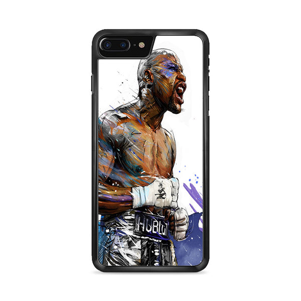 Floyd Mayweather Fanart iPhone 7 Plus Case