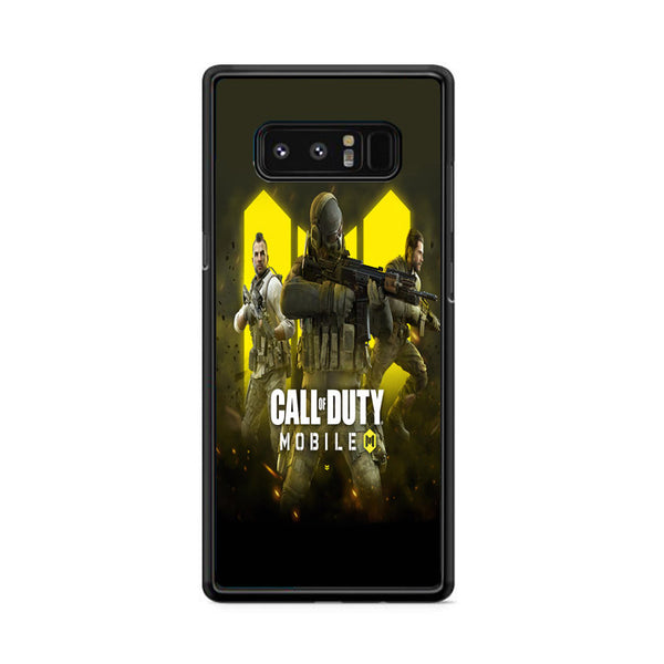 Call Of Duty Mobile Samsung Galaxy Note 8 Case