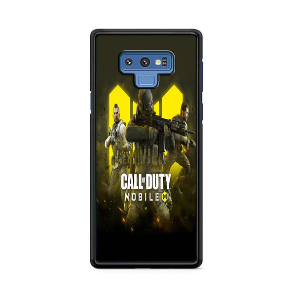 Call Of Duty Mobile Samsung Galaxy Note 9 Case