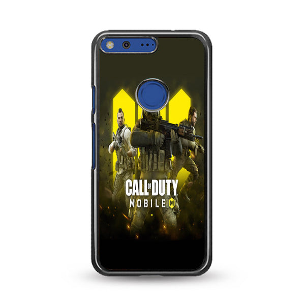 Call Of Duty Mobile Google Pixel Case