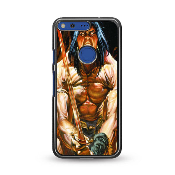 Conan The Barbarian Google Pixel Case