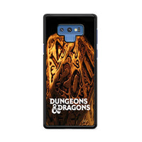 Dungeon And Dragons Golden Dice Samsung Galaxy Note 9 Case