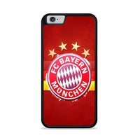 Bayern Muchen Fc Star Wallpaper iPhone 6|6S Case