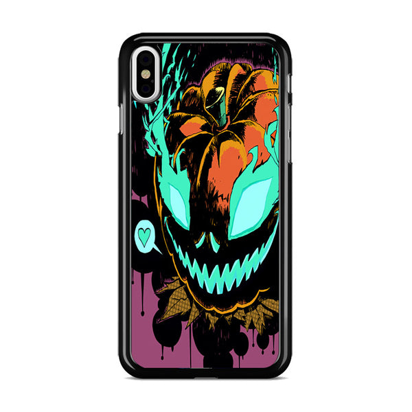 Fortnite Battle Pass Final Harvest Loading Screen iPhone XS Max Case