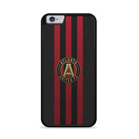 Atlanta United Minimalist Soccer Logo iPhone 6|6S Case