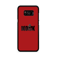 Fortnite Ikonik Red Samsung Galaxy s8 Case