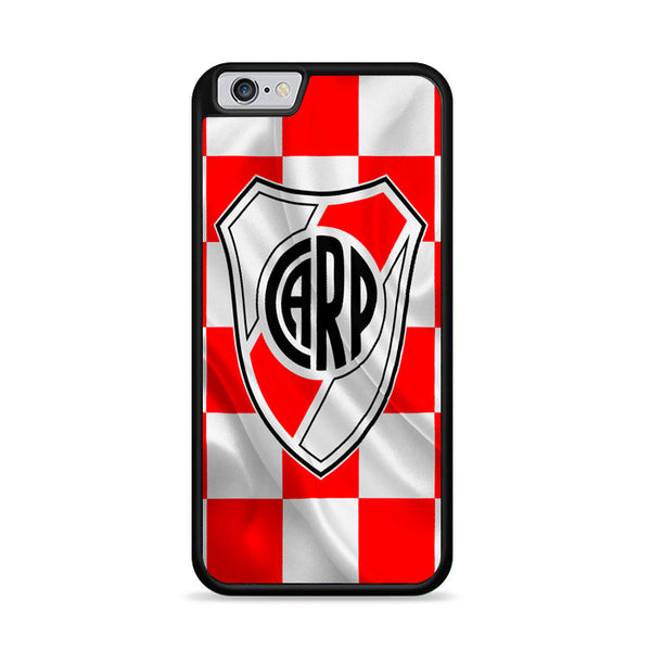 Club Atletico River Plate Logo Flag Wallpaper iPhone 6|6S Case