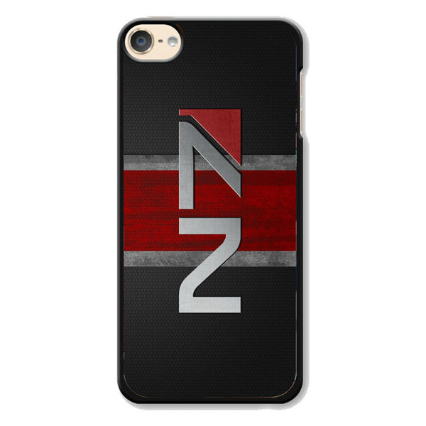 Mass Effect N7 Logo iPod 6 Case