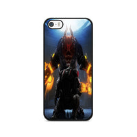 Chained Monster Digital Wallpaper Mass Effect iPhone 5|5S|SE Case