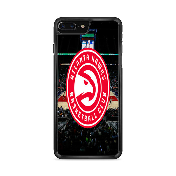 Top Atlanta Hawks Court Wallpaper iPhone 7 Plus Case
