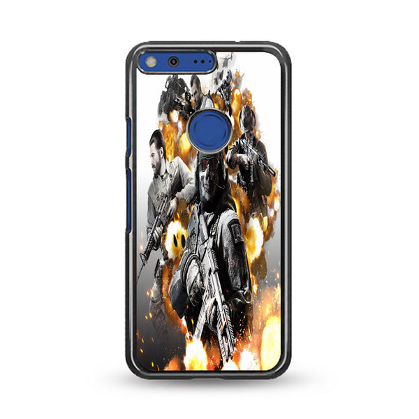 Call Of Duty Mobile All Characters Google Pixel Case