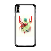 Spiderman Mysterio Spiderman Far From Home iPhone X Case