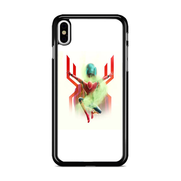 Spiderman Mysterio Spiderman Far From Home iPhone XS Case